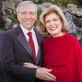 Ron & Mary